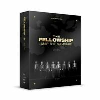 ATEEZ WORLD TOUR THE FELLOWSHIP : MAP THE TREASURE SEOUL DVD + Tracking number