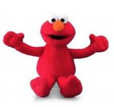 NEW Sesame Street Elmo Plush Soft Toy Licensed Cute Kids / Baby Shower Gift Idea