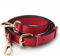 """51"""" Genuine Leather Strap Adjustable Crossbody Shoulder Replacement Handbag Bag"""
