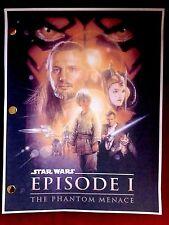 Star Wars™ EPISODE I The Phantom Menace LUCASFILM Rare Screenplay SCRIPT