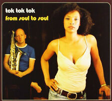 Tok Tok Tok - From Soul to Soul - CD  (OVP/sealed)