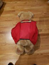 Large Dog Saddle Bag/Backpack, Travel- Hiking-Camping