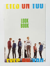 GOT7 KPOP [ EYES ON YOU ] Mini Album Official Look Book+3 Cut Photo Sticker