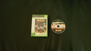 Lego Star Wars The Video Game Xbox Original PAL