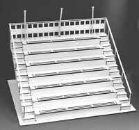 1:32 Scale Spectator Stand Kit (option 2) - for Scalextric/Other Static Layouts