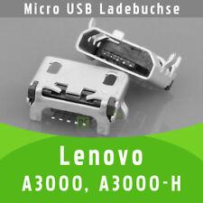 Lenovo A3000 A3000-H Micro USB DC Buchse Ladebuchse Strombuchse