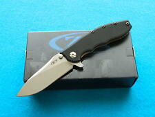 Zero Tolerance ZT 0562 Titanium Framelock Folding Knife Hinderer Design ELMAX!!!