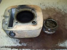 YAMAHA 400 BIG BEAR ATV OEM CYLINDER WITH PISTON  Y2318