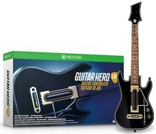 NEW Xbox One Guitar Hero Live Single Controller + Dongle Bundle NO GAME band