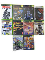 Lot of 10 Mixed Original Xbox Games - (SLOW SHIPPING) PLEASE SEE PICTURES