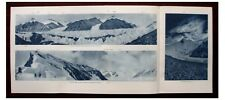 1922 MOUNT EVEREST EXPEDITION - PHOTOGRAPHS - Panoramas - 10