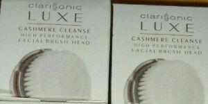 2 Luxe Clarisonic authentic replacement skin facial-brush-head mia mia2 plus
