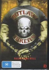 OUTLAW BIKERS - Raise Some Hell (2x DVD Set) NEW & SEALED Free Post Hells Angels