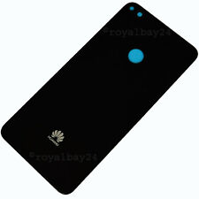 """Huawei P8 Lite 2017 Echt-Glas Battery Cover Rear Black Back Cover New 5,2 """""""