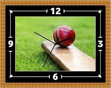 Reloj De Pared bate De Cricket Regalo Presente Navidad Cumpleaños (personalizable)
