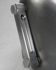 "Full Fu** Motorcycle Gas Tank Fuel Gauge Oil Bag Sight Glass Window Chopper 3"" L"