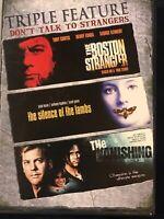 Dont Talk to Strangers - Triple Feature (DVD, 2008, 3-Disc Set