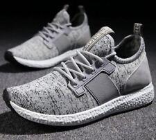 Tanggo 1979 Korean Fashion Sneakers Breathable Canvas Shoes Men (grey) Size 42