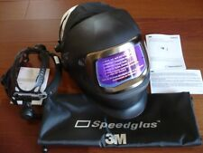 3M Speedglas 9100V FX Darkening Welding Helmet w/Side Windows,Hornell Speedglass