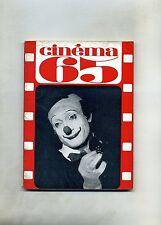 CINÈMA 65-Le Guide Du Spectateur N. 93#Federation Francaise des Cinè Clubs 1965