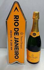 Veuve Clicquot Brut Champagner RIO DE JANEIRO  0,75L Limited Edition