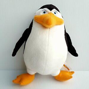 DreamWorks Madagascar Skipper Penguin Plush Soft Stuffed Animal Toy 9.5'' 25cm