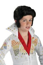Elvis Presley Child Wig for Halloween Costume
