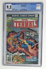 The Eternals 3 * 9.2 CGC  *🔥 🗝   *see photos