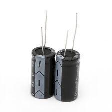 2Pcs 50V Aluminum Electrolytic Capacitor 105°C 4700uF Dimension 18*35mm