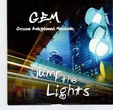 (EA842) Groove Enlightened Minstrels, Jump The Lights - 2013 DJ CD