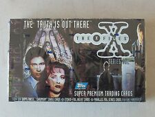 1995 Topps X-Files Series 1Sealed Hobby Box 36 Pack