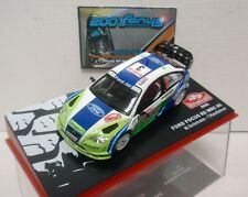 FORD FOCUS RS WRC 06 #3 GRONHOLM RALLY MONTE CARLO 2006 1/43 IXO ALTAYA
