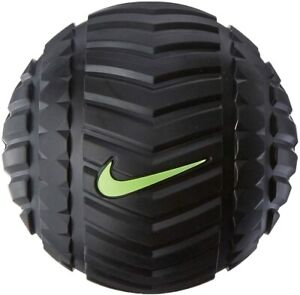 Nike Training Equipment Black/Volt Athletic Recovery Muscle Massage Ball #184084