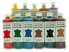 Leather ALL IN ONE Dye Paint Repair Kit for Worn & Scratch Restoring ALL COLOURS