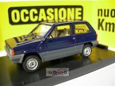 FIAT PANDA 30 1980    Blu smalto Km 0- Brumm R386-02K