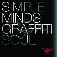 "SIMPLE MINDS ""GRAFFITI SOUL"" CD NEU"