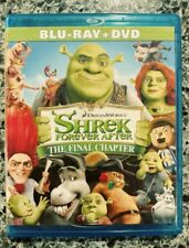 Shrek Forever After The Final Chapter (Blu-ray + DVD 2010) DreamWorks Comedy