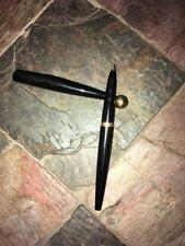 antique parker fountain pen gold 14k nib