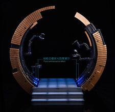 TYStoys1/6 MK6 Iron Man Mark VI Suit-Up Gantry Ring Split Armor Scene Figure Mo