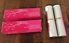 MARY KAY Signature Creme Lipstick 0215 Berries Shade NIB Lot Of 2