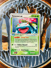 Venusaur Ex Holographic 2004 Pokemon EX Fire Red Leaf Green Pokemon Card MINT