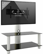 "VCM TV Stand Lowboard Shelf Table Entertainment Unit with Bracket ""Valeni"""