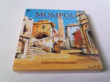 """FEDERICO MOMPOU """"COMPLETE PIANO WORKS"""" 4 CD 6515 BRILLANT CLASSICS PRECINTADO"""