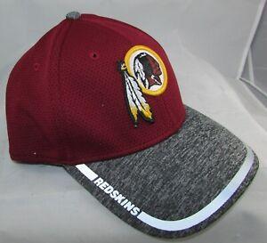 NFL Washington Redskins Team Issued Burgundy Baseball Hat Cap Med/Large New Era