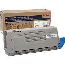 Okidata 46507602 11.5k Magenta Toner @ Iso For C712