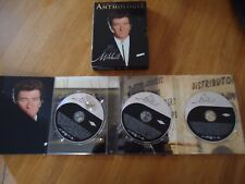 Eddy Mitchell - Anthologie Coffret 3 CD boitier format DVD canailles