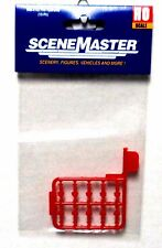 HO Scale Walthers SceneMaster 949-4143 Fire Hydrants (10) pcs