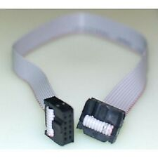 2x5 IDC Connector Flat Ribbon Cable, 30CM