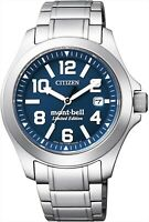 Citizen BN0121-51L PROMASTER Eco-Drive mont-bell Limited Edision From Japan NEW