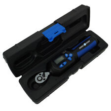 High Performance Digital Torque Wrench 1/4 Inch Drive 4-22 ft/lbs, 5-30Nm +-2%